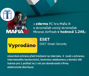 AKCE 3za2 ESET Smart Security