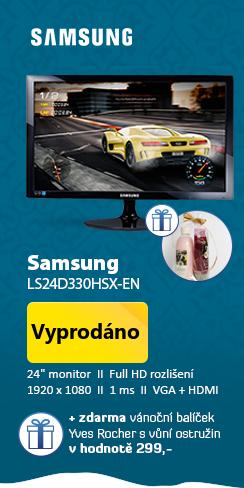 Samsung LS24D330HSX-EN