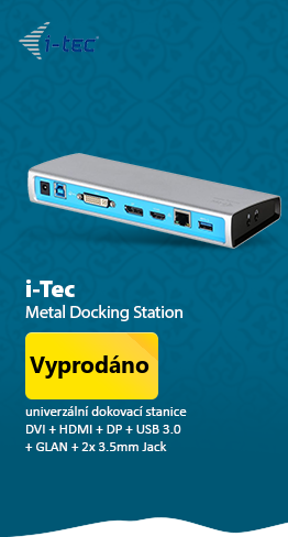 i-Tec Metal Docking Station
