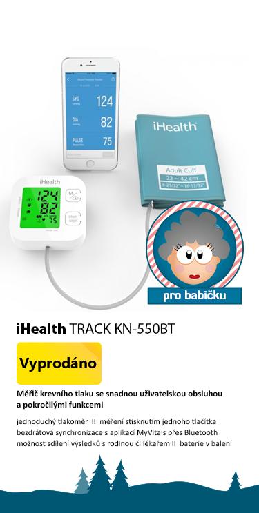 iHealth TRACK KN-550BT