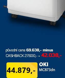 OKI MC853dnct