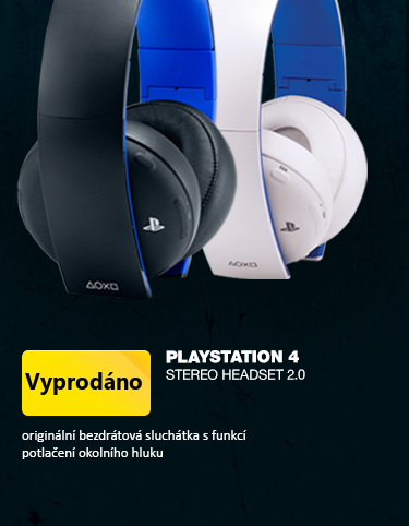 PS4 Stereo Headset 2.0