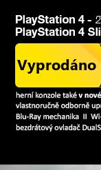 SONY PlayStation 4 - 2TB slim