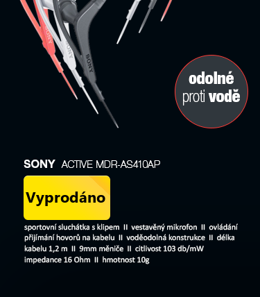 Sony ACTIVE MDR-AS410APY