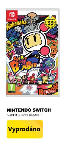 Switch Super Bomberman R