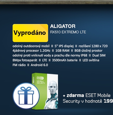 Aligator RX510 eXtremo