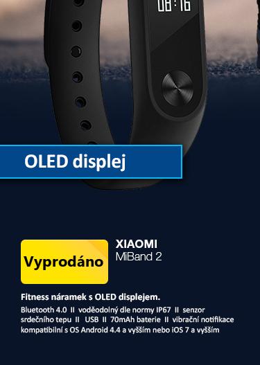 Fitness náramek Xiaomi MiBand 2