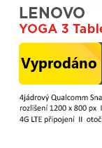 Lenovo Yoga 3 Tablet LTE