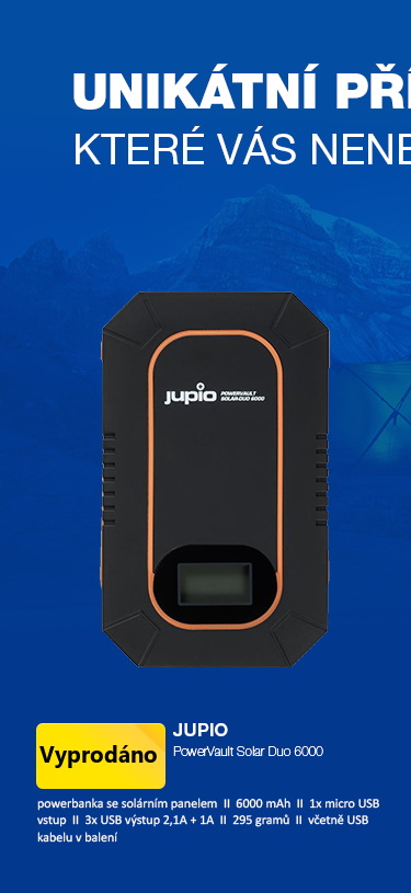 JUPIO PowerVault Solar Duo 600