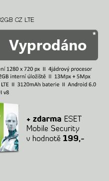 Xiaomi Redmi 4A 32GB CZ LTE šedá
