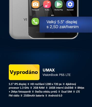 UMAX VisionBook P55 LTE