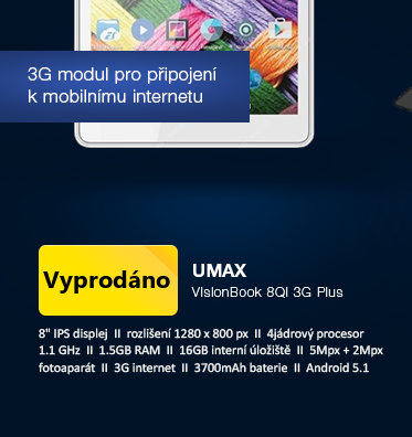 UMAX VisionBook 8Qi 3G Plus