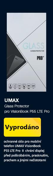 UMAX Glass Protector ochranné sklo pro UMAX Visionbook P55 LTE Pro