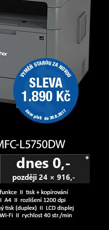 BROTHER laser MFC-L5750DW