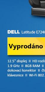 DELL Ultrabook Latitude E7240 repasovaný