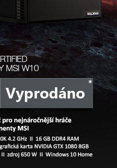 HAL3000 IEM Certified PC Kaby Lake by MSI W10
