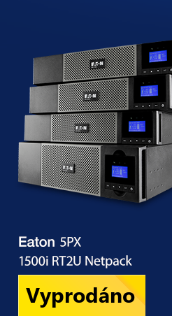 Eaton 5PX 1500i RT2U Netpack