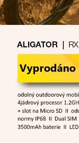 Aligator RX510 eXtremo LTE