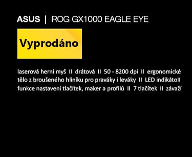ASUS ROG GX1000 Eagle Eye bez podložky