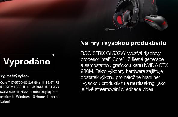 ASUS ROG GL502VY-FY023T