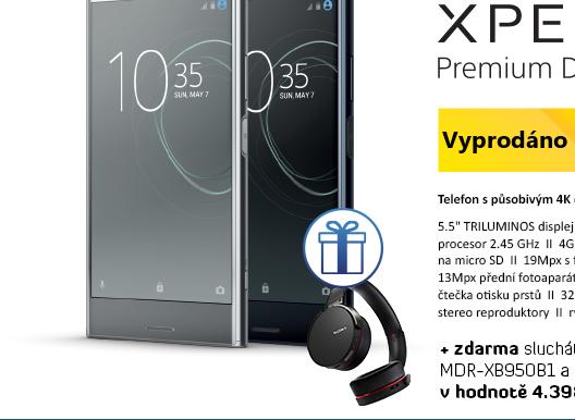 SONY Xperia XZ Premium Dual