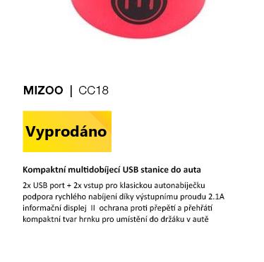 MIZOO CC18