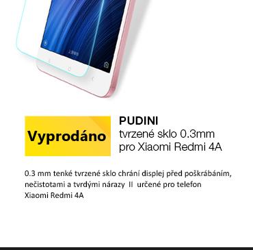 Tvrzené Sklo na displej 0.3mm pro Xiaomi Redmi 4A