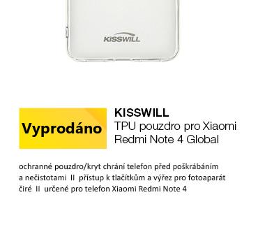 Kisswill TPU Pouzdro