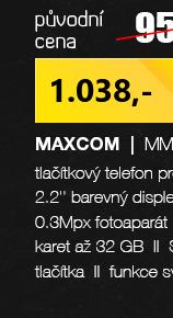 Maxcom MM720