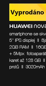 HUAWEI Nova Smart Dual SIM šedá
