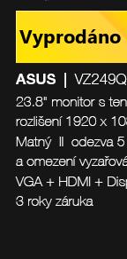 ASUS VZ249Q