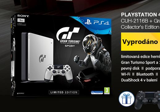 Gran Turismo Sport Speciální edice