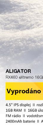 Aligator RX460