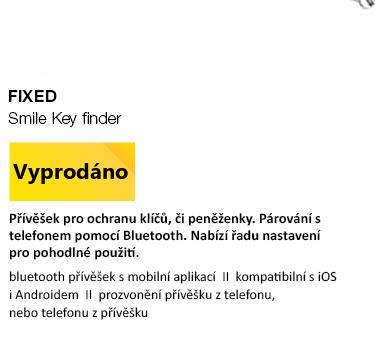 Fixed Smile vyhledávač věcí