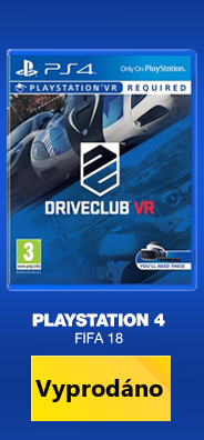 PSVR DriveClub VR