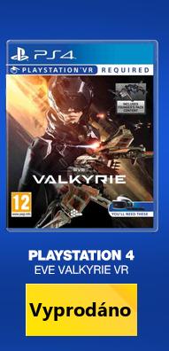 PSVR Eve Valkyrie VR