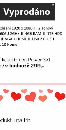 HP 250 G6 stříbrná