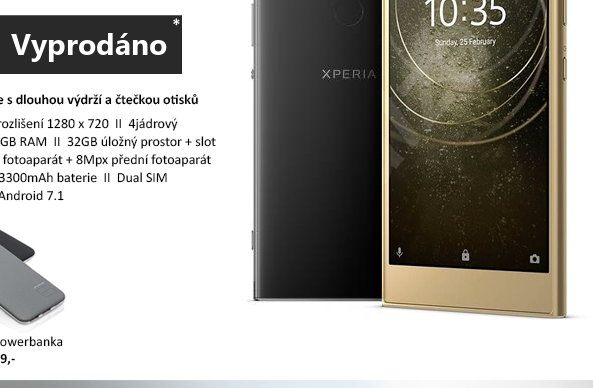 Sony Xperia L2 DS