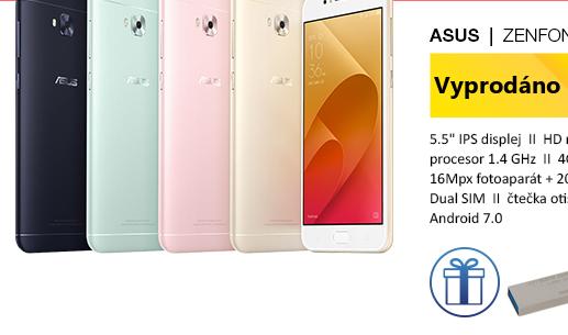 ASUS ZenFone 4 Selfie zlatá