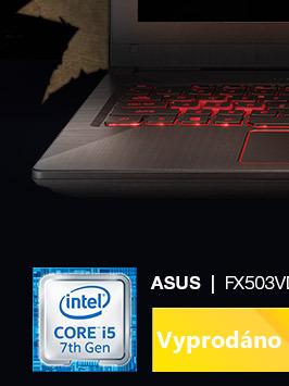 ASUS FX503VD-E4082T černá