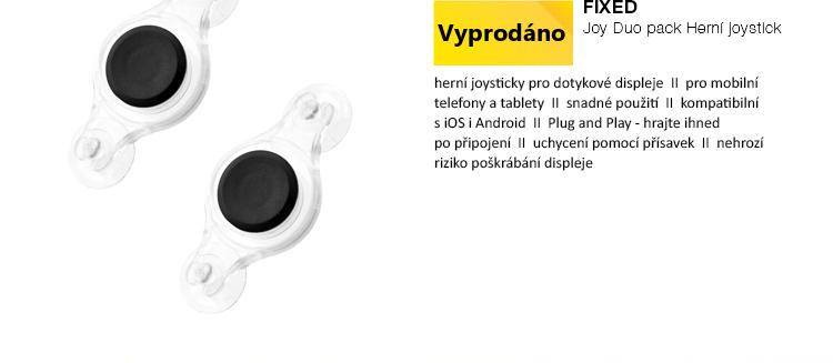FIXED Joy Herní joystick pro hraní her na dotykovém displeji