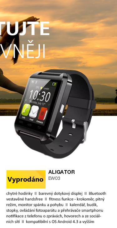 Chytré hodinky EW03