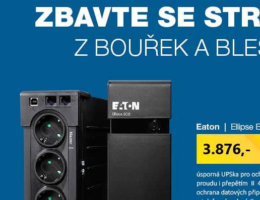 Eaton Ellipse Eco 800 USB FR