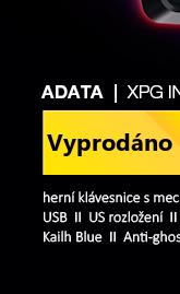 ADATA XPG INFAREX K20 Mechanická herní klávesnice
