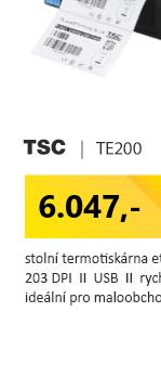 TSC TE200