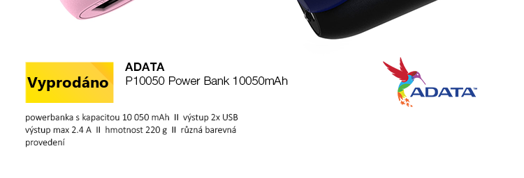 ADATA P10050 Power Bank 10050mAh