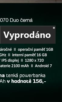 Aligator S5070 Duo 16GB