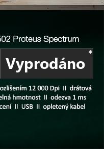 Logitech G502 Proteus Spectrum