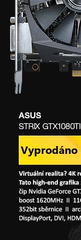 ASUS STRIX GTX1080TI-11G-GAMING
