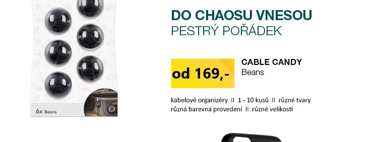 Kabelové organizéry